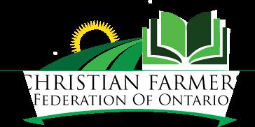christian farmers federation of ontario logo